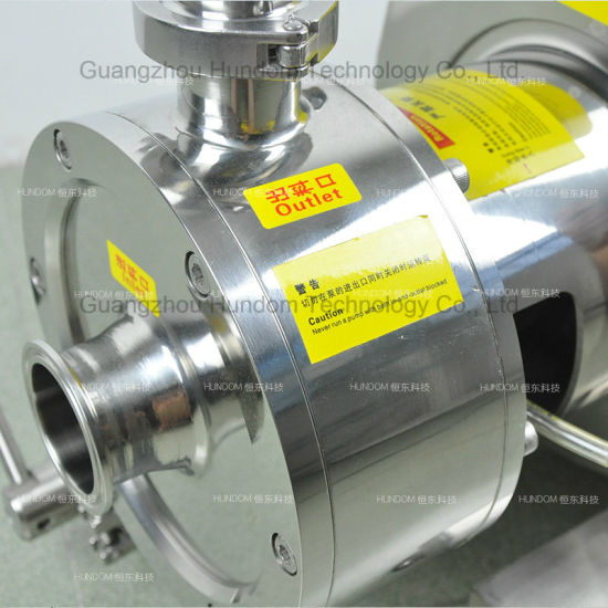 Customized China Supplied Brl-1 Pipelined Homogeneous Emulsion Pump pictures & photos