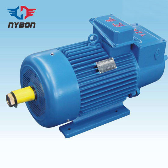 High Voltage Three Phase Yzr Electric Motor Hydraulic Winch Motor pictures & photos