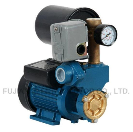 0.5HP Wz Small Booster Pump with Electric Motor Rotor pictures & photos