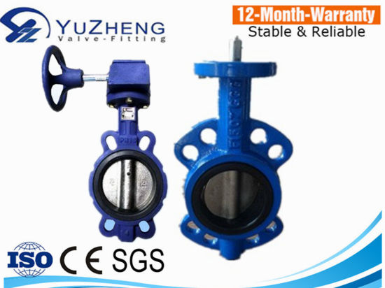 Wafer Type Centric Butterfly Valve pictures & photos