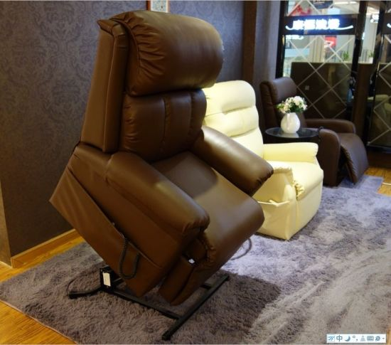 Powerful Lift Recliner Chair with Dual Okin Motor (Comfort-01) & China Powerful Lift Recliner Chair with Dual Okin Motor (Comfort-01 ...