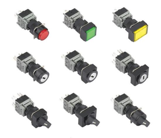 Onpow Push Button Switch (LAS1-B Series)