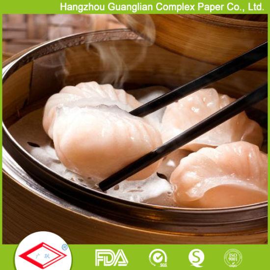Reusable Non-Stick Steam Paper for Bun Cooking