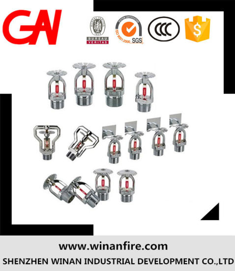 High Quality UL FM Listed Zst Series Fire Sprinkler Head pictures & photos