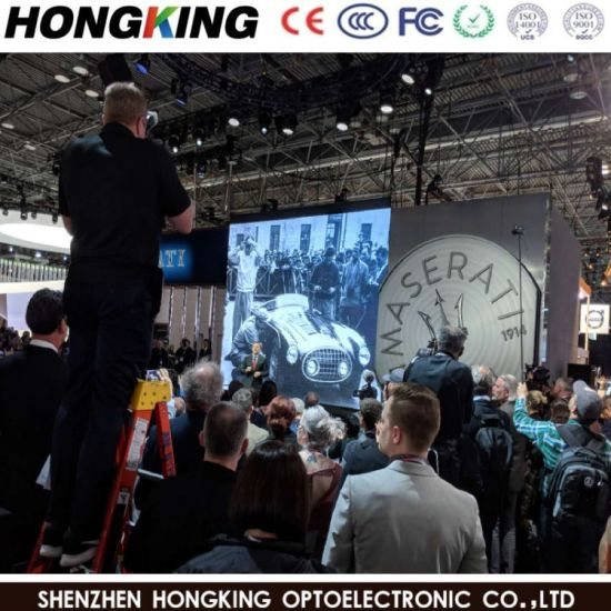 Indoor/Outdoor Full Color P3 P3.91 P4 P5 LED Display Screen for Digital LED Advertising Panel