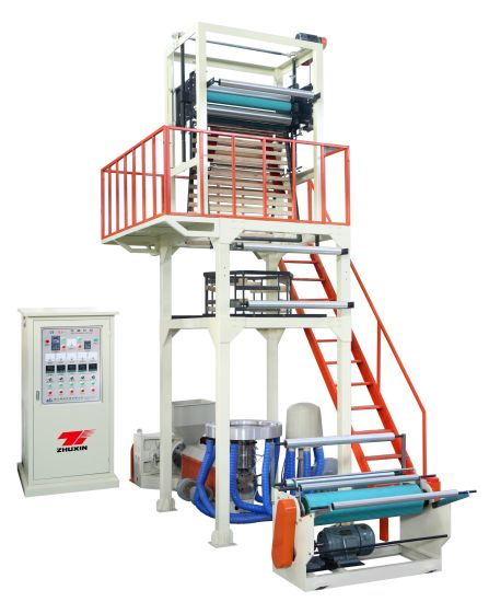 High Speed Film Blowing Machine with Taiwan Brand Air Blower