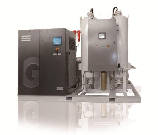 Professional Manufacturer Medical Oxygen Gas Plant for Cylinders Filling