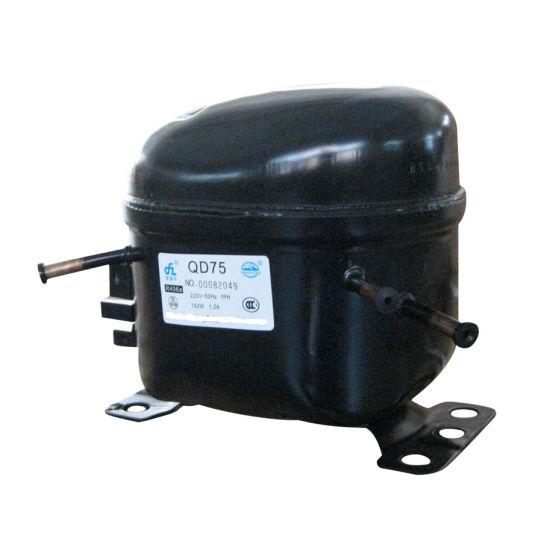 R600A Lbp Refrigerator Fridge Hermatic Piston Compressor (Qd35yg)