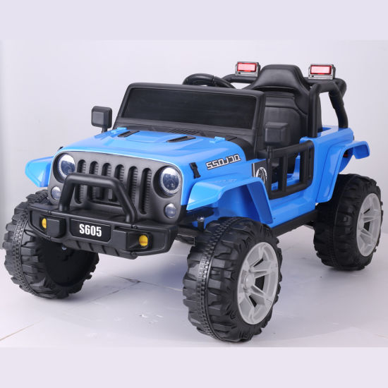 China New 12 Volts 4X4 Children Ride on Car Kids Electric Car Toys - China Ride on Car and Kids Electric Cars price