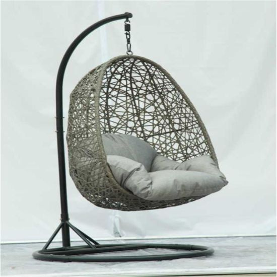 Mh 100 Outdoor Rattan Swing Egg Chair Hanging