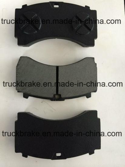 Mercedes Benz Truck/Bus Disc Brake Pad Wva 29244/29245/29246