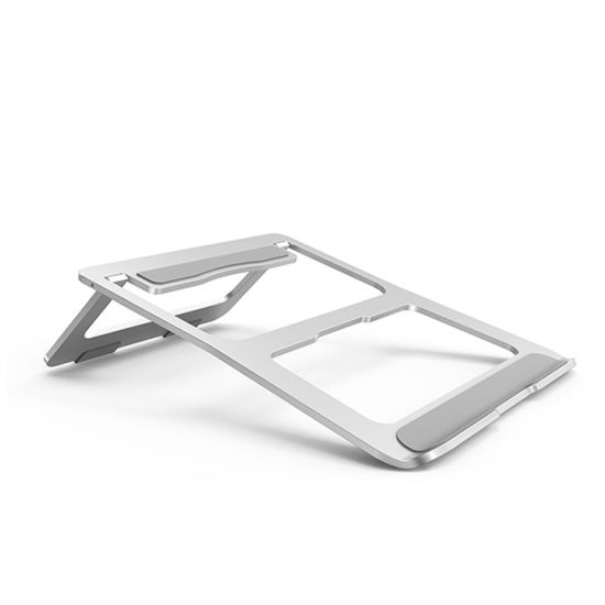 Aluminum Alloy Portable Notebook Stand Holder Foldable Laptop Computer Stand