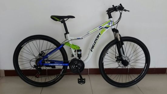 Full Suspension Mountain Bike (FP-MTB-S01) pictures & photos