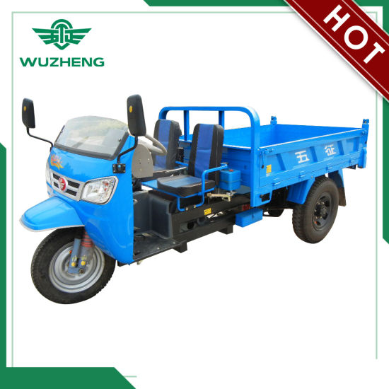 3-Wheel Vehicle with Wind Shield pictures & photos