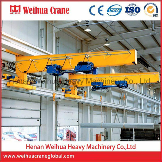 Weihua Wall Mounted Travelling Jib Crane
