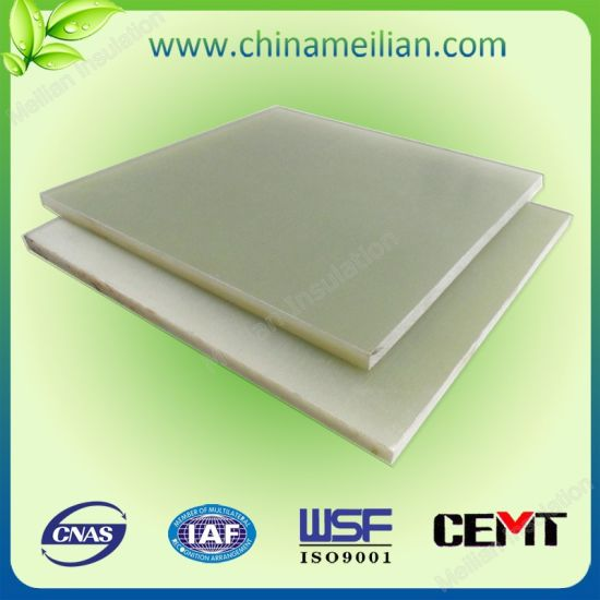 Energy Saving G11 Epoxy Sheet Fiber Glass Insulation Laminated Sheet pictures & photos