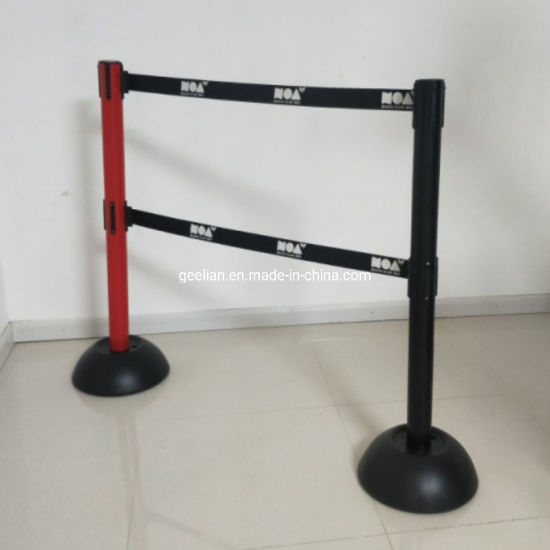 Hot Sale Portable Retractable Belt Barrier/Queue Line System
