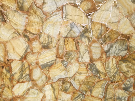 Artificial Big Slabs Alabaster Sheet for Wall Panel
