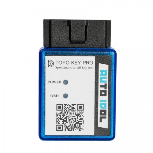 Toyo Key PRO OBD II Support Toyota 40/80/128 Bit (4D, 4D-G, 4D-H) All Key Lost pictures & photos