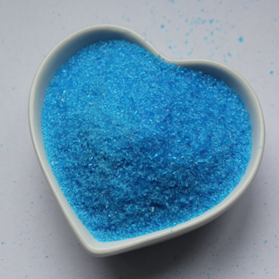 Feed Grade Copper Sulfate Pentahydrate CuSo4.5H2O CAS 7758-99-8 pictures & photos