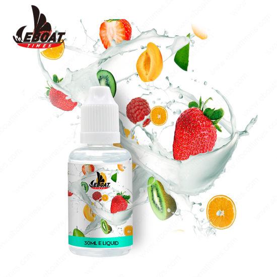 30mg/50ml Eboattimes Best Vapor E Juice Online for Electronic Cigarette