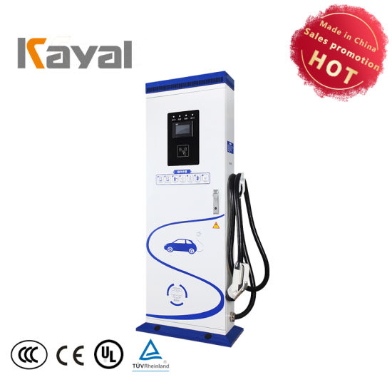 Electric Vehicle Lithium Battery Quick Charging 40kw Charging Station