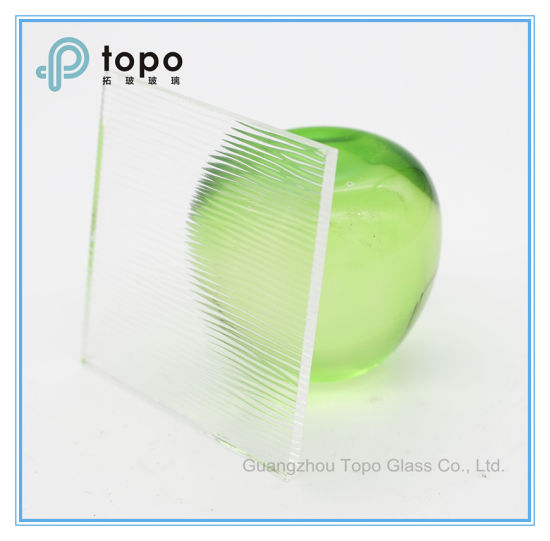 Ultra Clear Wood Patterned Glass/Pattern Glass (UCP-TP)