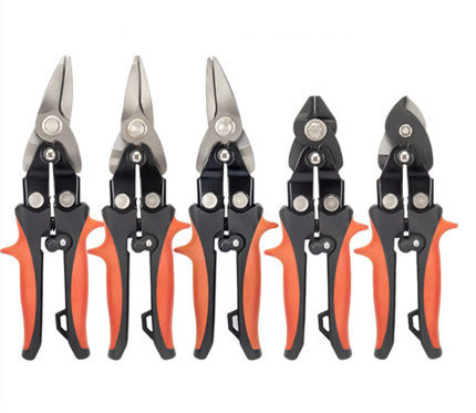 Hand Tool Professional Aviation Snips Set-Cut Left, Right and Straight pictures & photos