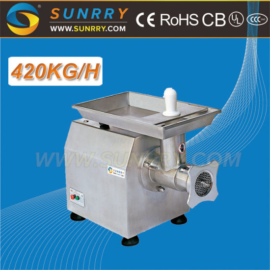 Commercial Stainless Steel Meat Mincer Machine