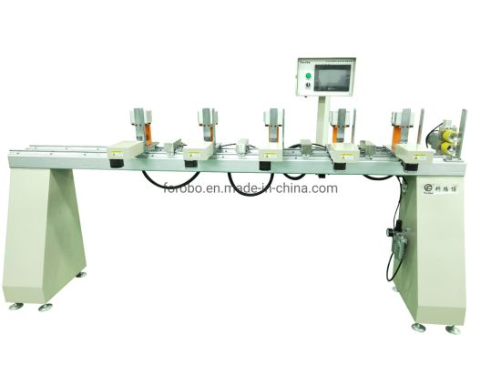 Automatic Wooden Venetian Blind Slat Punching Machine Best for Window Blinds Manufacturers