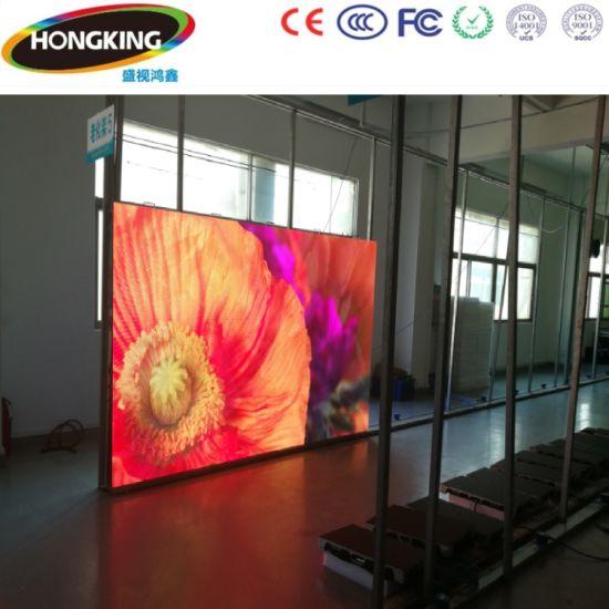 4 Layer 1.6 PCB P1.667 LED Display Wall