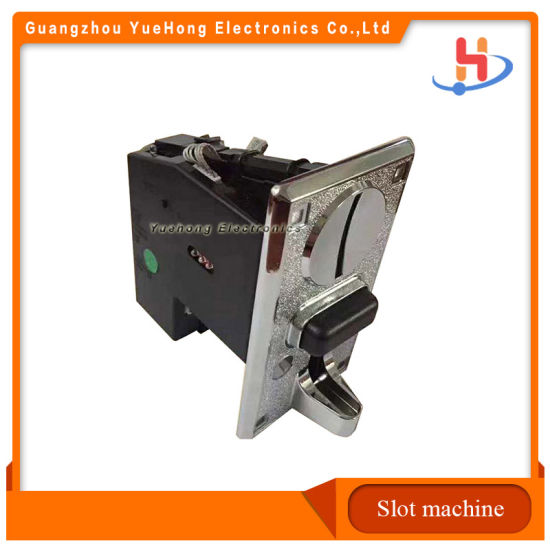 Multi Coin Acceptor Coin Selector for Slot Game Machines