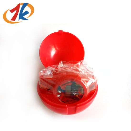 Promotional Kids Plastic Capsule Toy with Watch Toy