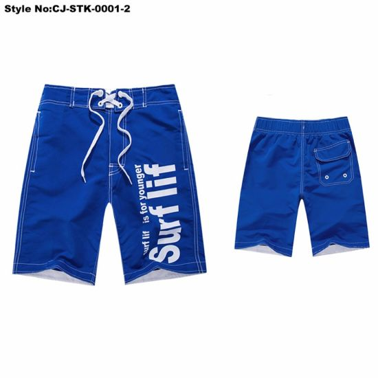 Men Surfing Sport Short Pants Colorful Beach Shorts Competitive Beach Shorts pictures & photos