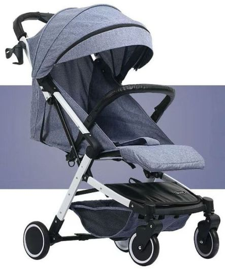 New Design Aluminum Baby Stroller with En1888: 2012 Approval pictures & photos