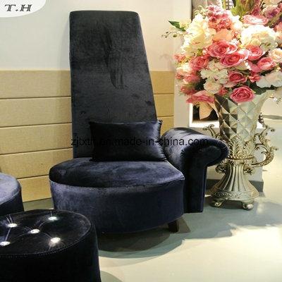 Shiny Italian Velvet Fabric for Sofa