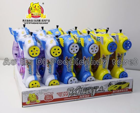Pull Line Racing Car with Light pictures & photos