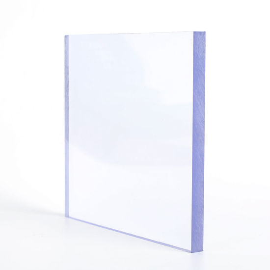 China Polycarbonate Solid Panel Color Plastic Sheet for Skylight ...
