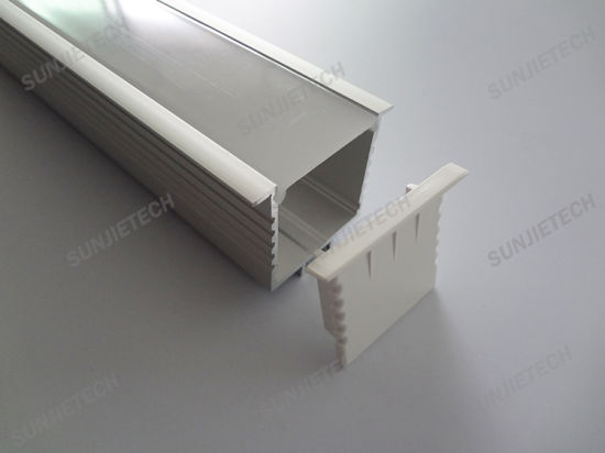 China architectural ceiling recessed mounted led aluminum profile architectural ceiling recessed mounted led aluminum profile with led strip light mozeypictures Gallery