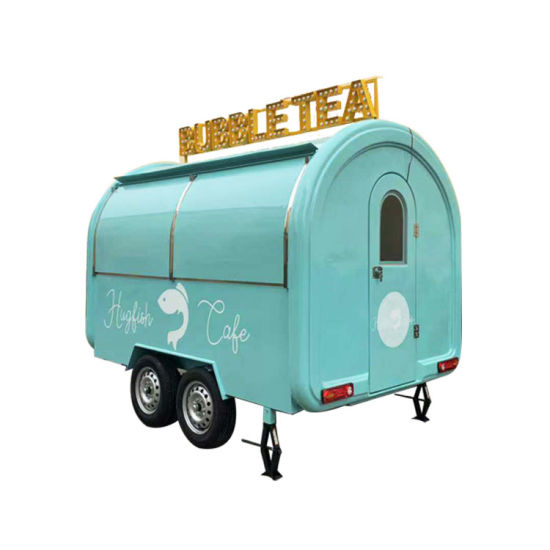 used food concession trailers