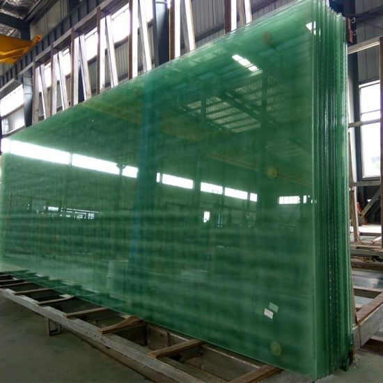 Safety Tempered Laminated Glass for Skycraper pictures & photos