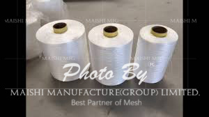 Textile Machinery Screen Printing Mesh pictures & photos