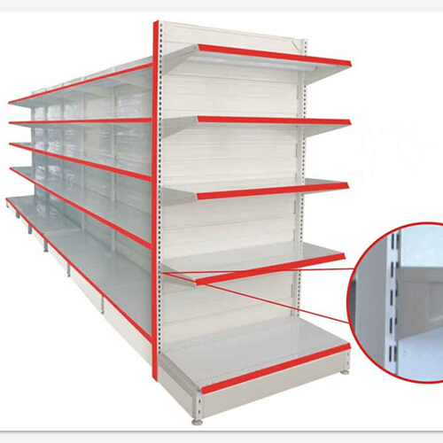 New Shelf Products Wholesale Supermarket Equipment Display Snacks Shelf pictures & photos