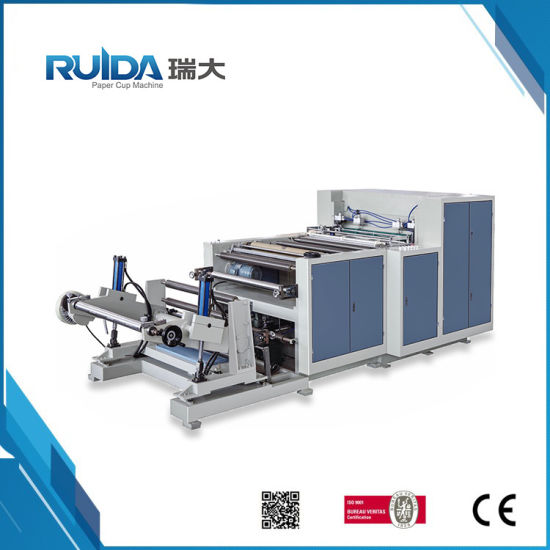 Automatic Roll Creasing Die Cutting Machine