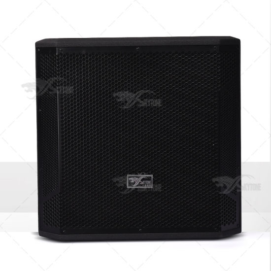 Stx818s Professional DJ Subwoofer Bass Speaker pictures & photos