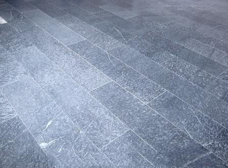 Sondrio Soapstone Floor Tiles