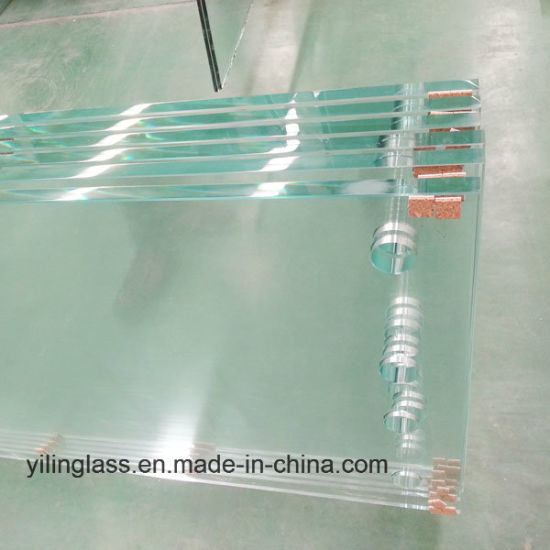 Ultra Clear Toughened Pool Fence Glass with Anti-Self Explousion pictures & photos