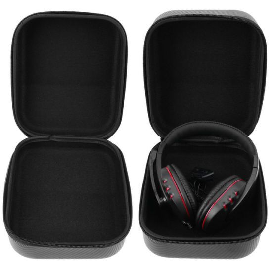 High-Quality EVA Earphone Headest Storage Case Travel Box for Sennheiser HD598 HD600 HD650 Headphones