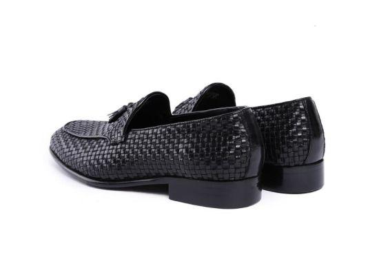 Italy Custom New Model Handmade Leather Formal Shoes Men