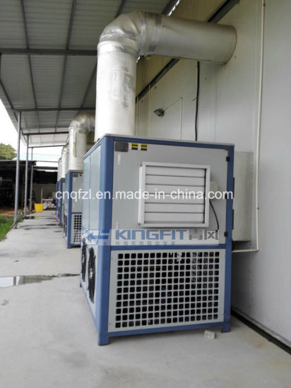 Climate Controlled Individual Unit for Mushroom Farm pictures & photos